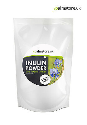 Inulin Powder Chicory Root 100% Natural FOS Prebiotic Gut Health 1.8kg 1800g