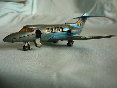 Vintage Dinky Toy - Hawker Siddeley 125