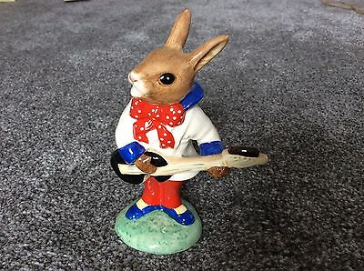 Royal Doulton Rock And Roll Bunnykins - USA/Limited/Edition DB124 - Mint