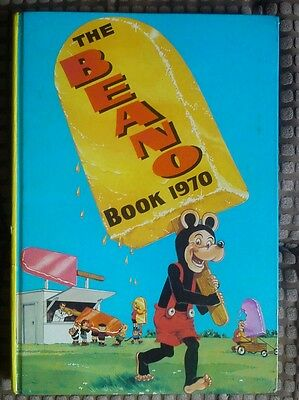 Beano Annual 1970 - Very Good Condition (BZ56)