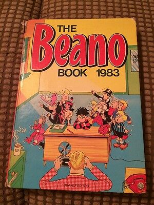 Beano Annual 1983 - Good Condition (lot VP19)
