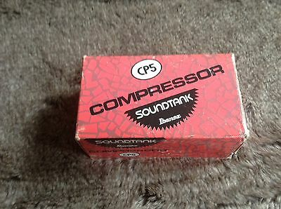 Ibanez Compression/Sustain Pedal