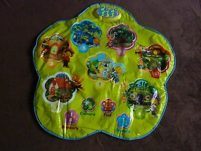 Fifi And The FlowerTots Baby Play & Learn Musical PlayMat
