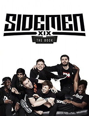 Sidemen: The Book Youtube Superstars