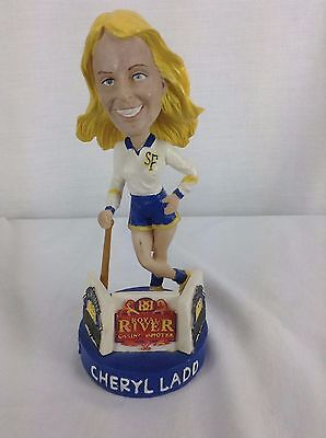 Cheryl Ladd Bobblehead Famous South Dakota Sioux Falls Canaries Charlies Angels
