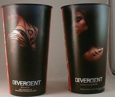 Divergent Theater Exclusive Promotional 44 oz Plastic Cup
