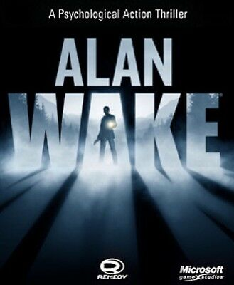 Alan Wake Digital Download Code For Xbox One Or Xbox 369