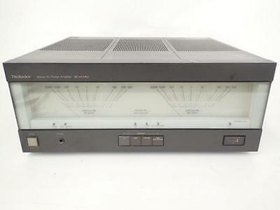 Japanese High End Power Amplifier Technics Se-A5Mk2 In Good Condition