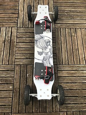 Mountainboard / Kiteboard Ground Industries Conflict 106 MBS ATB Trampa