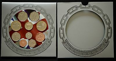 2006 Brilliant Uncirculated Royal Mint presentation sealed Coin Set