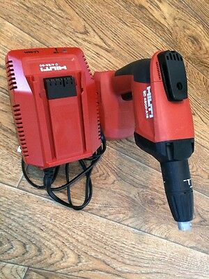Hilti SD 4500-A18 Cordless Driver. Tool  And battery Charger Only