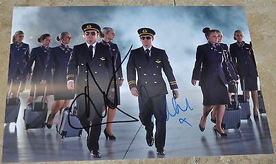 "Ant & Dec Signed 12"" x 8"" Photo Saturday Night Takeaway"