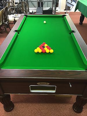 Monarch Pool Table (7ft x 4ft)