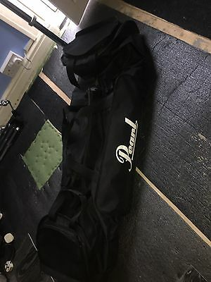 """Pearl 50"""" Hardware bag with wheels"""