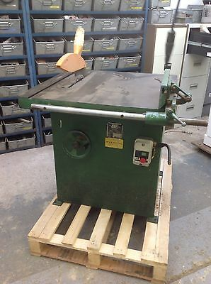 Sedgwick Rip Saw 400 Mm Blade Three Phase