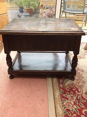 Vintage Sewing Box / Table