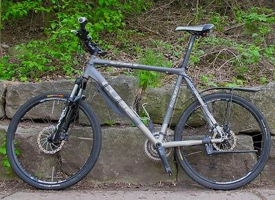 Cube LTD Mountainbike.