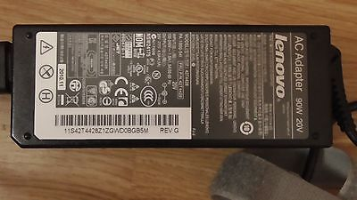 Genuine Lenovo 90W Laptop AC Adapter Power Supply Charger
