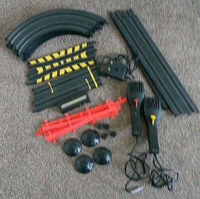 Micro Scalextric Track Parts