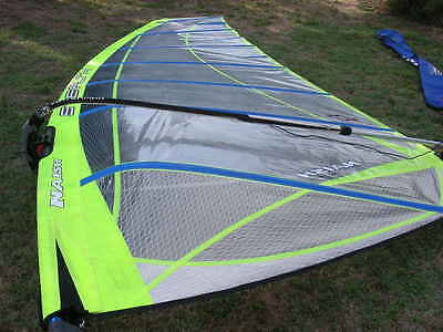 Voile NAISH STEALTH 7 m² TBE