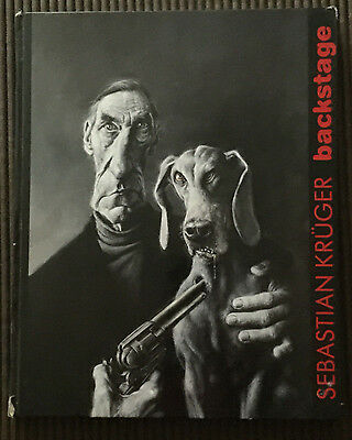 Sebastian Kruger books collection ( 6 Books ) . One of them signed