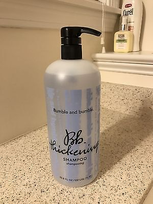 Bumble And Bumble Thickening Shampoo 33.8 oz 1 Liter