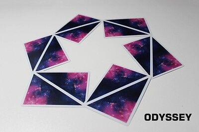 Odyssey Limited Custom Playing Cards Extreme Cardistry Urban Professional Deck..