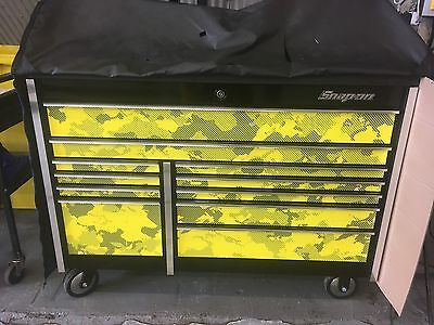 Snap On Tool Box Roll Cab Krl 55 Inch **3 Months Old** Immaculate