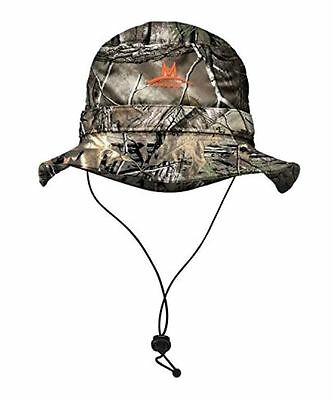 NEW Mission Athletecare Cooling Bucket Hat Real Tree FREE SHIPPING