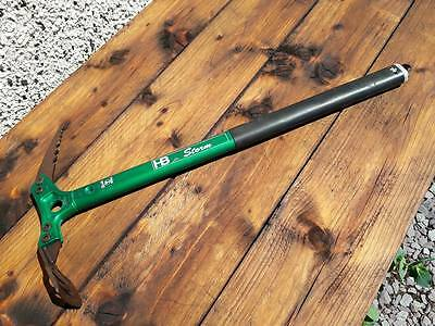 HB STORM ICE AXE Green 60cm Climbing Mountaineerng