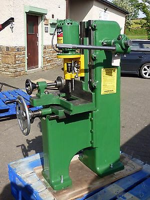 Wadkin? Hollow Chisel Mortiser, 3 Phase £1500 + VAT
