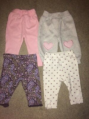 3-6 Month Leggings Bundle, Inc Next