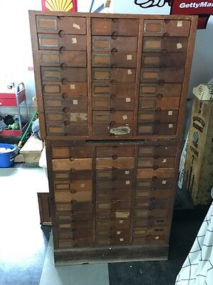 Vintage File Cabinets Us Pat Office