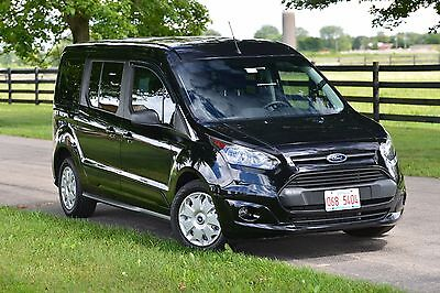 2014 Ford Transit Connect  2014 FORD TRANSIT CONNECT XLT 7-PASS NAV REAR CAM 35,800 miles