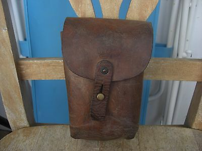 Old Swedish ammo pouch
