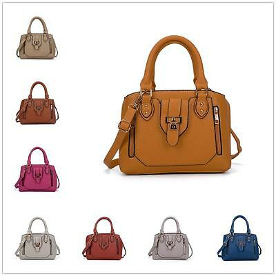 WHOLESALE Joblot Of 10 Ladies Faux Leather Handbags Designer Style Shoulder Bags