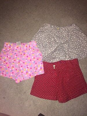 Age 3-4 Shorts Bundle, Girls