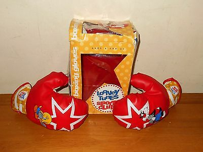 Looney Tunes - Toy Boxing Gloves (1995) - Kids - Cartoon