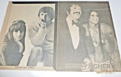 Sonny & Cher Greg Allman Closer to the Truth CD 2013 Music Magazine Clippings