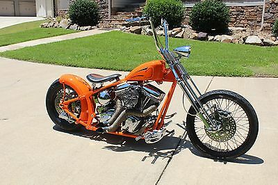 2007 Other Makes Bobber  Gorgeous 2007 Grandeur Cycles Custom Bobber Chopper Must SEE!!