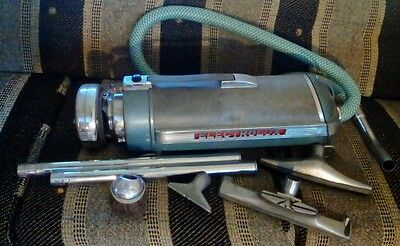 Vintage 1930-50's Electrolux modelXXX 30 Vacuum Cleaner with a box & Attachments