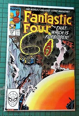 Fantastic Four #316 Marvel Comics Copper Age CB834