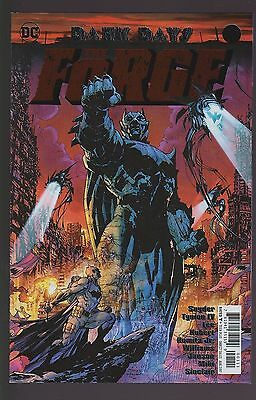 DC Batman Dark Days The Forge #1 1st Printing Foil  Jim Lee Cover SOLD OUT !