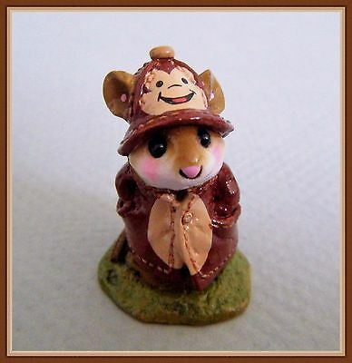 Wee Forest Folk April Showers (monkey) - M-180 - *Special from Folktoberfest*