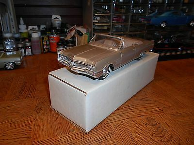 1964 Buick Wildcat Convertible Promo -- Rare Factory Color -- Almost Mint !!!!!!