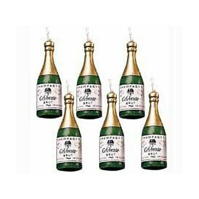 Wilton Candle Set - Champagne Bottles
