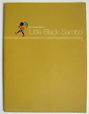 LITTLE BLACK SAMBO 100 Year Collection Art Exhibition Catalog books toys games