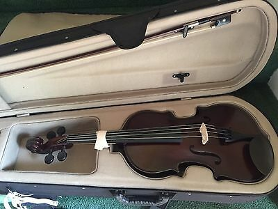 "NEW Enrico Student Plus 15"" Viola Pirastro Piranito Strings"