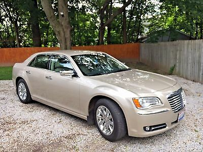 2012 Chrysler 300 Series Limited 2012 Chrysler 300 Limited - Fully Loaded, Super Low Miles!