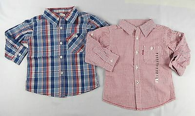Levi's Levi Baby boys top, Levis Boys Long Sleeved tops sizes 12,18,24 months